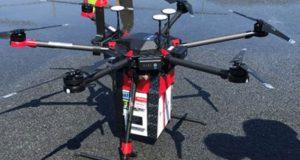 امریکا، ڈرون سے گردے کی اسپتال میں ڈیلیوری